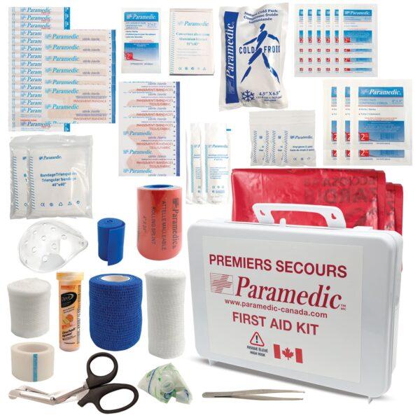 CNESST Safety first kit - High Risk
