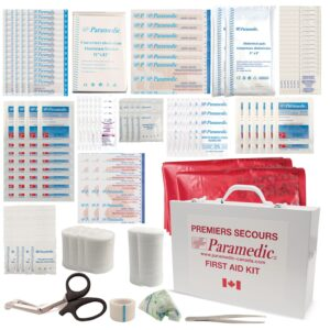 First Aid Kit CNESST approved (Quebec, 2021)