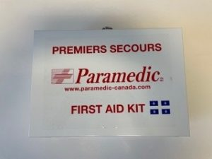 First Aid Kit CNESST approved (Quebec, 2021) – Paramedic Canada