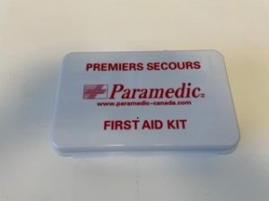 First aid kit CNESST For Car - Paramedic Canada