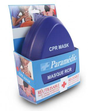 Masque de réanimation réutilisable